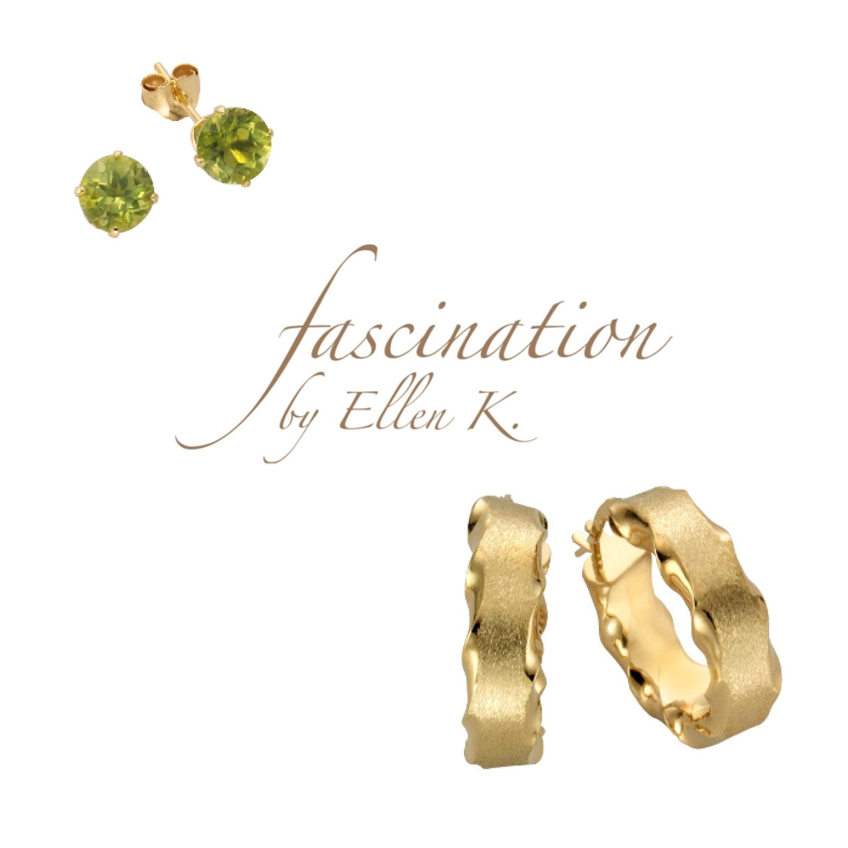 Logo und Produkte von Fascination by Ellen K Schmuck