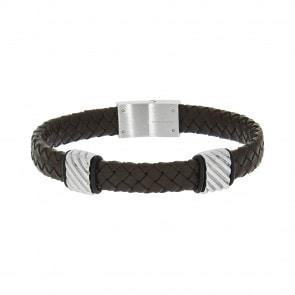 Modisches Leder Armband für Herren