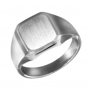 Siegelring aus 925 Sterling Silber