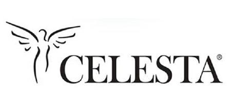 Logo der eleganten Schmuckmarke Celesta